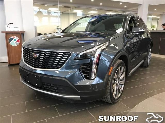 2019 Cadillac XT4 Premium Luxury (Stk: F130168) in Newmarket - Image 1 of 18