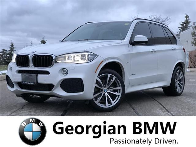 2016 BMW X5 xDrive35i (Stk: A1037) in Barrie - Image 1 of 21