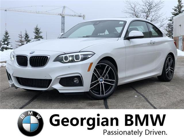 2019 BMW 230i xDrive (Stk: B19018) in Barrie - Image 1 of 17