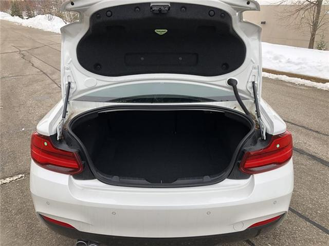 2019 BMW 230i xDrive (Stk: B19018) in Barrie - Image 17 of 17