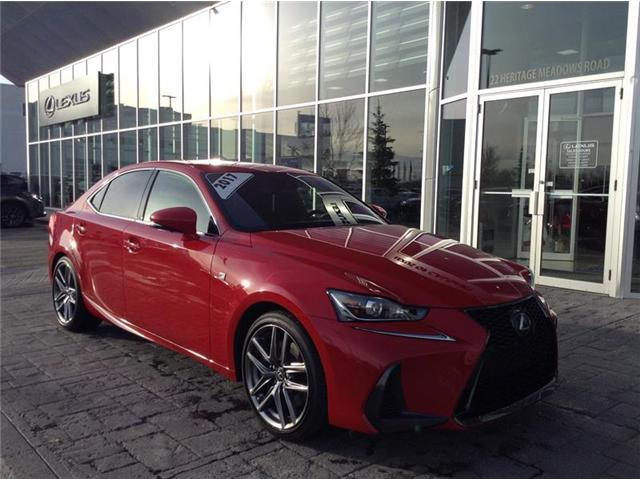 2017 Lexus IS 350 Base (Stk: 3877A) in Calgary - Image 2 of 12