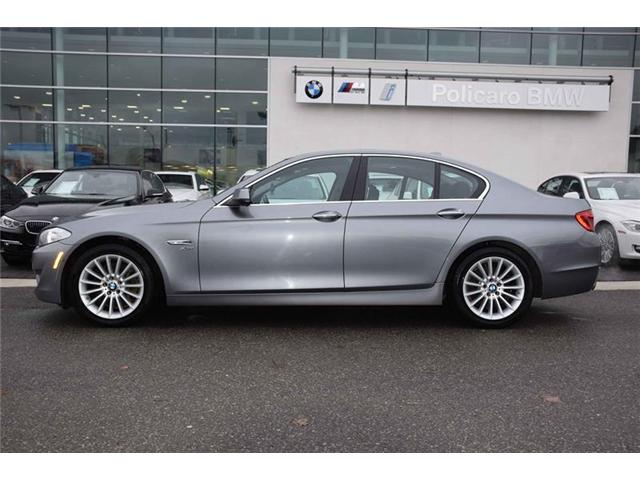 2012 BMW 535i xDrive (Stk: P898356A) in Brampton - Image 2 of 14