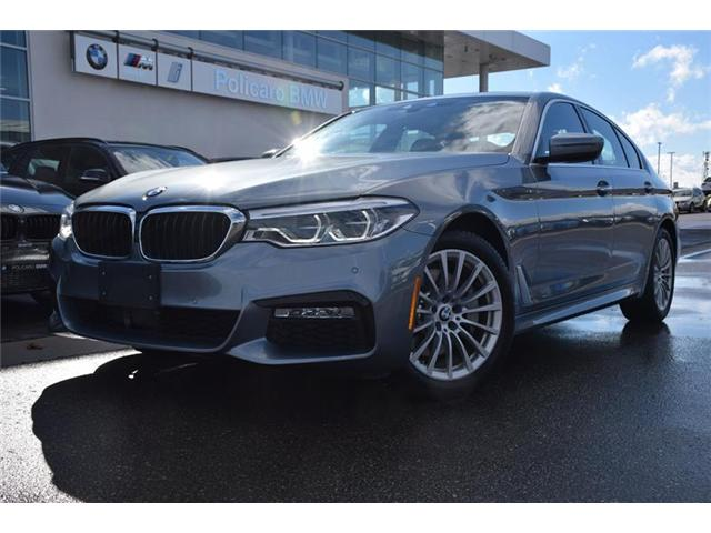 2018 BMW 540i xDrive (Stk: 8C55109) in Brampton - Image 1 of 12