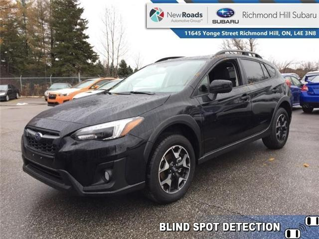 2019 Subaru Crosstrek 	 Sport CVT (Stk: 32104) in RICHMOND HILL - Image 1 of 19