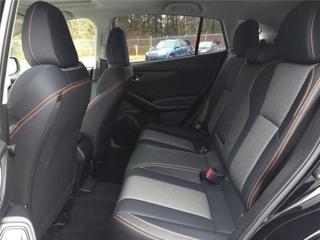 2019 Subaru Crosstrek Sport Cvt Sunroof Heated Seats For Sale In