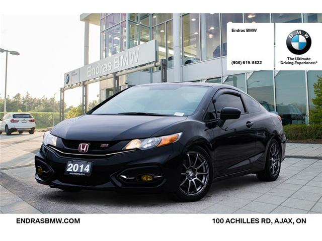 2014 Honda Civic Si (Stk: P5628B) in Ajax - Image 1 of 22