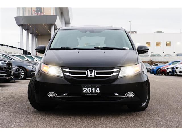 2014 Honda Odyssey Touring (Stk: P5657A) in Ajax - Image 2 of 22