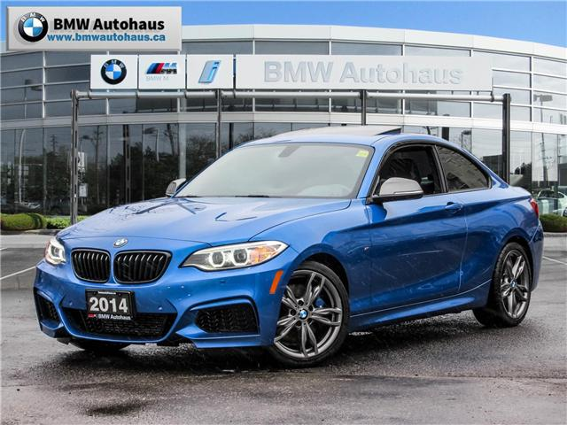 2014 BMW M235i  (Stk: 19279A) in Thornhill - Image 1 of 22