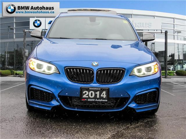 2014 BMW M235i  (Stk: 19279A) in Thornhill - Image 2 of 22