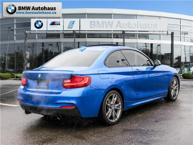 2014 BMW M235i  (Stk: 19279A) in Thornhill - Image 5 of 22