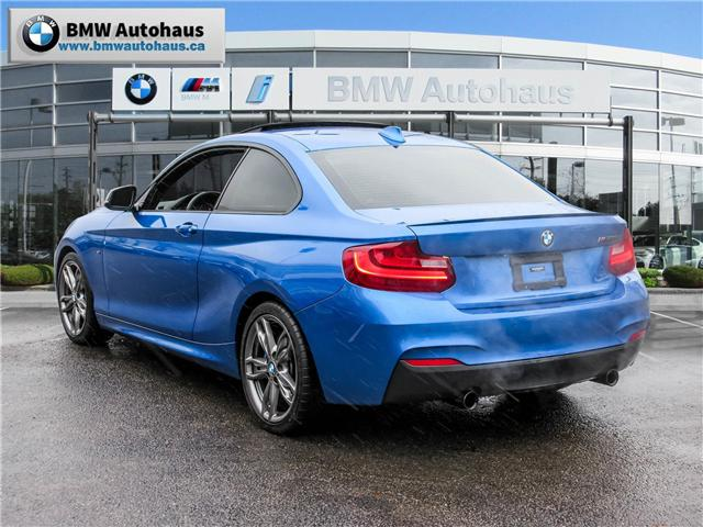 2014 BMW M235i  (Stk: 19279A) in Thornhill - Image 7 of 22