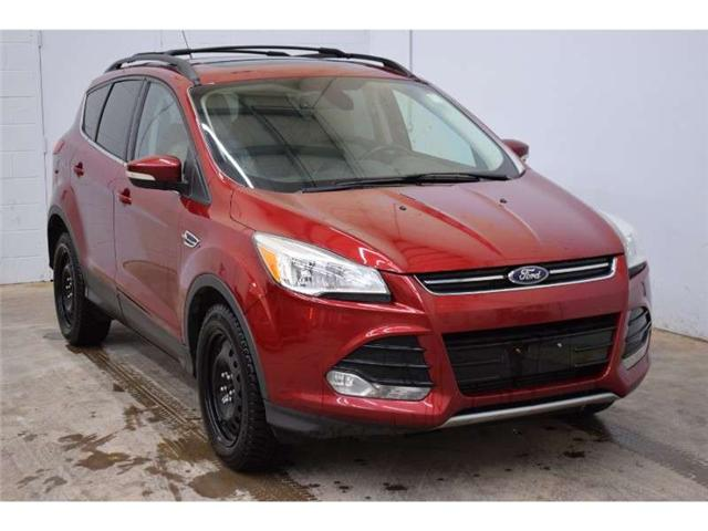 2013 Ford Escape SEL 4x4-HEATED SEATS * PANORAMIC SUNROOF * LEATHER (Stk: TRJ028A) in Cornwall - Image 2 of 30
