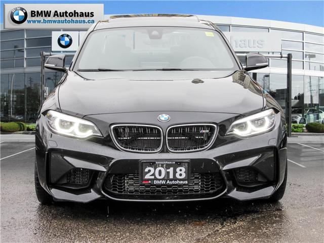 2018 BMW M2 Base (Stk: P8669) in Thornhill - Image 2 of 21