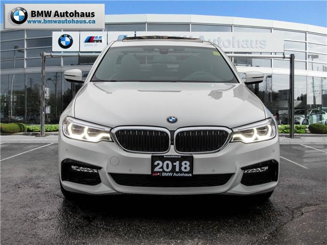 2018 BMW 540i xDrive (Stk: P8671) in Thornhill - Image 2 of 30