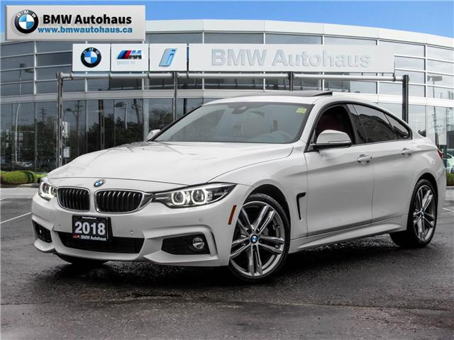 2018 BMW 440i xDrive Gran Coupe  (Stk: P8672) in Thornhill - Image 1 of 26