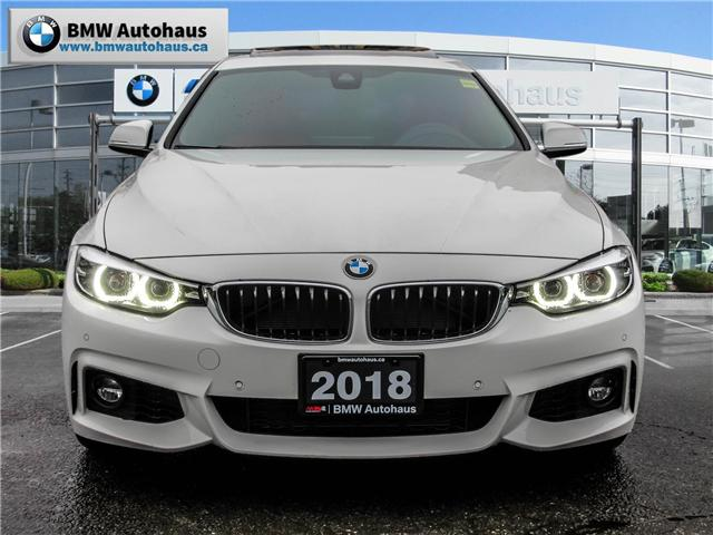 2018 BMW 440i xDrive Gran Coupe  (Stk: P8672) in Thornhill - Image 2 of 26