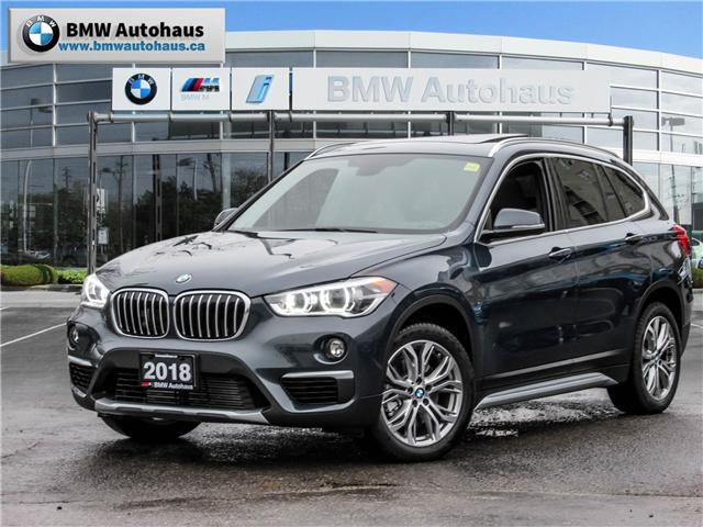 2018 BMW X1 xDrive28i (Stk: P8679) in Thornhill - Image 1 of 26