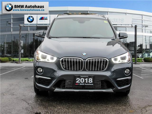 2018 BMW X1 xDrive28i (Stk: P8679) in Thornhill - Image 2 of 26