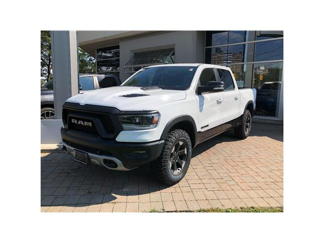 2019 RAM 1500 Rebel (Stk: 192018) in Toronto - Image 1 of 18