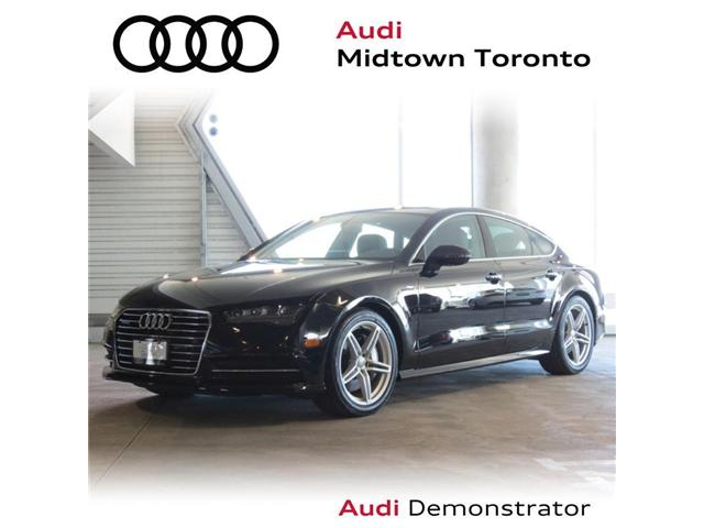2018 Audi A7 3.0T Progressiv (Stk: AU3313) in Toronto - Image 1 of 22