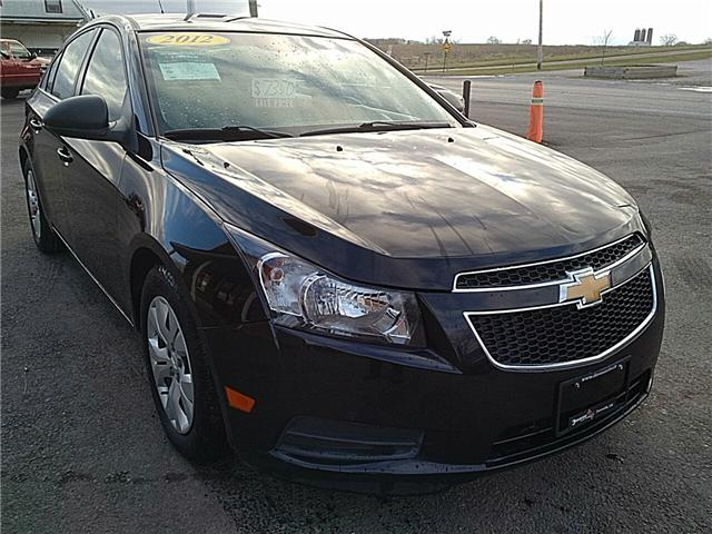 2012 Chevrolet Cruze LS (Stk: -) in Dunnville - Image 1 of 20