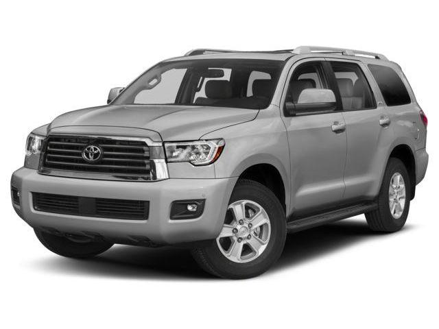 2019 Toyota Sequoia Platinum 5.7L V8 (Stk: 190221) in Whitchurch-Stouffville - Image 1 of 9