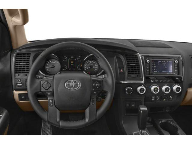 2019 Toyota Sequoia Platinum 5.7L V8 (Stk: 190221) in Whitchurch-Stouffville - Image 4 of 9