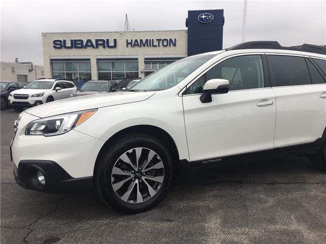 2016 Subaru Outback 2.5i Limited Package (Stk: U1388) in Hamilton - Image 2 of 27