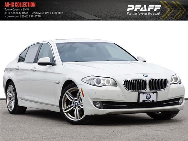 2013 BMW 528i xDrive (Stk: D11454A) in Markham - Image 1 of 15