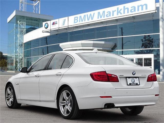 2013 BMW 528i xDrive (Stk: D11454A) in Markham - Image 2 of 14