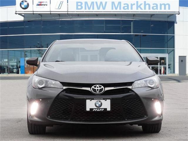 2015 Toyota Camry XSE (Stk: U11608) in Markham - Image 2 of 18