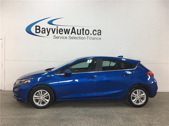 2018 Chevrolet Cruze LT Auto (Stk: 33940J) in Belleville - Image 1 of 27
