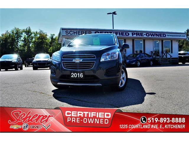 2016 Chevrolet Trax LT (Stk: 184440A) in Kitchener - Image 2 of 10
