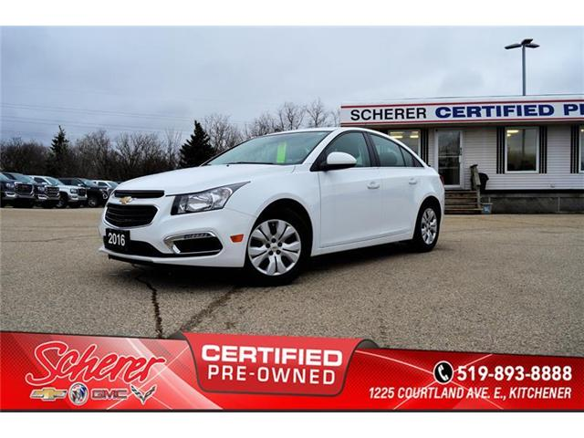 2016 Chevrolet Cruze Limited 1LT (Stk: 581150) in Kitchener - Image 1 of 10
