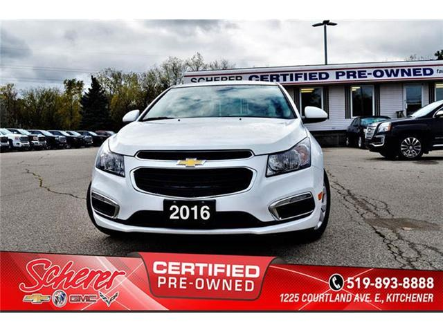 2016 Chevrolet Cruze Limited 1LT (Stk: 581150) in Kitchener - Image 2 of 10