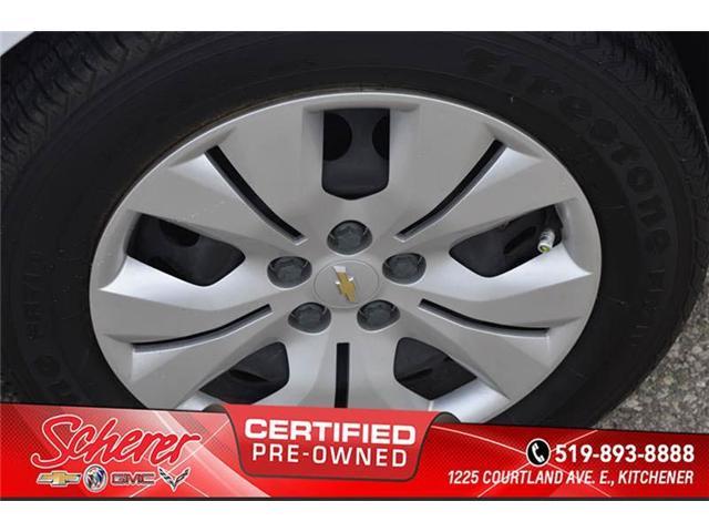 2016 Chevrolet Cruze Limited 1LT (Stk: 581150) in Kitchener - Image 5 of 10