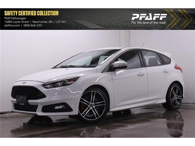 2016 Ford Focus ST Base (Stk: 19268A) in Newmarket - Image 1 of 21