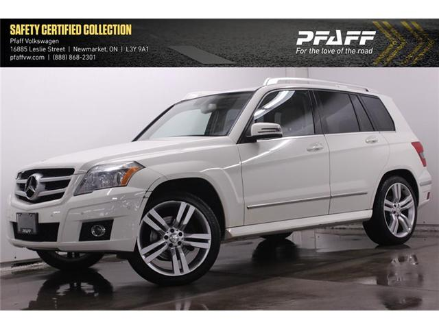 2010 Mercedes-Benz GLK-Class Base (Stk: V2809A) in Newmarket - Image 1 of 15