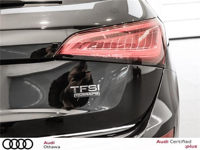 2016 Audi Q5 2.0T Komfort (Stk: 52009A) in Ottawa - Image 9 of 22