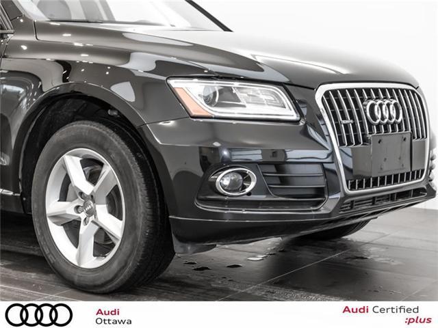 2016 Audi Q5 2.0T Komfort (Stk: 52009A) in Ottawa - Image 11 of 22
