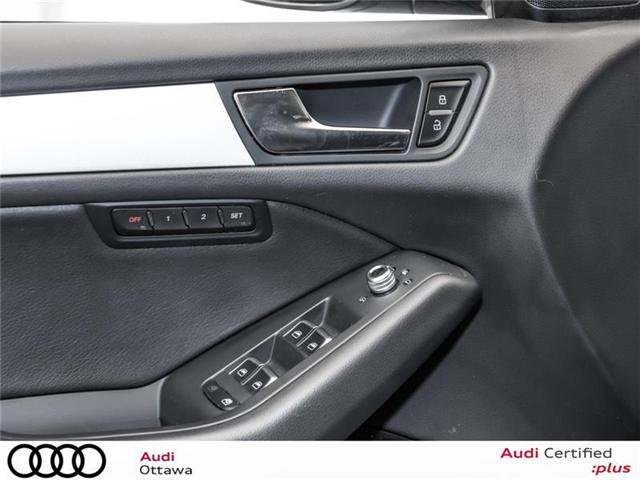 2016 Audi Q5 2.0T Komfort (Stk: 52009A) in Ottawa - Image 13 of 22