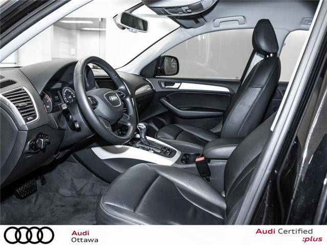2016 Audi Q5 2.0T Komfort (Stk: 52009A) in Ottawa - Image 14 of 22