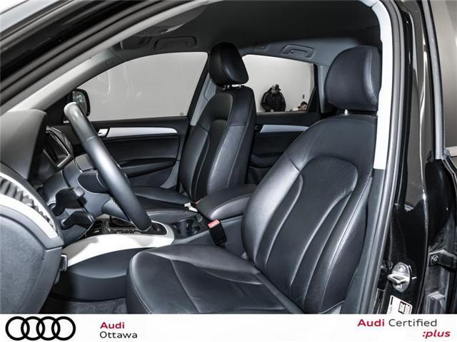 2016 Audi Q5 2.0T Komfort (Stk: 52009A) in Ottawa - Image 15 of 22