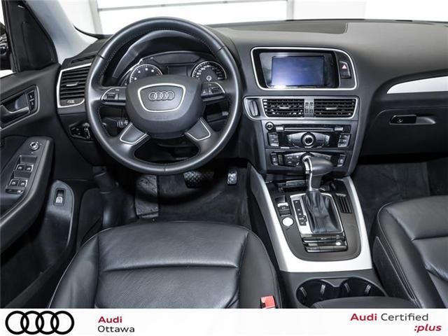 2016 Audi Q5 2.0T Komfort (Stk: 52009A) in Ottawa - Image 16 of 22