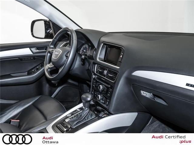 2016 Audi Q5 2.0T Komfort (Stk: 52009A) in Ottawa - Image 17 of 22