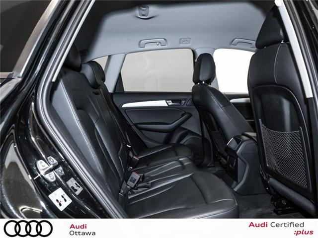 2016 Audi Q5 2.0T Komfort (Stk: 52009A) in Ottawa - Image 18 of 22