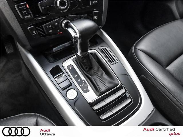 2016 Audi Q5 2.0T Komfort (Stk: 52009A) in Ottawa - Image 19 of 22