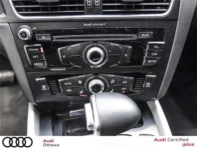 2016 Audi Q5 2.0T Komfort (Stk: 52009A) in Ottawa - Image 20 of 22