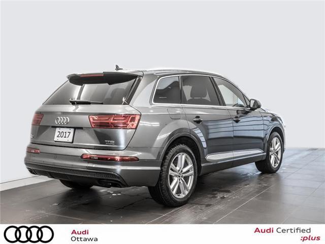 2017 Audi Q7 3.0T Technik (Stk: 52133A) in Ottawa - Image 3 of 22