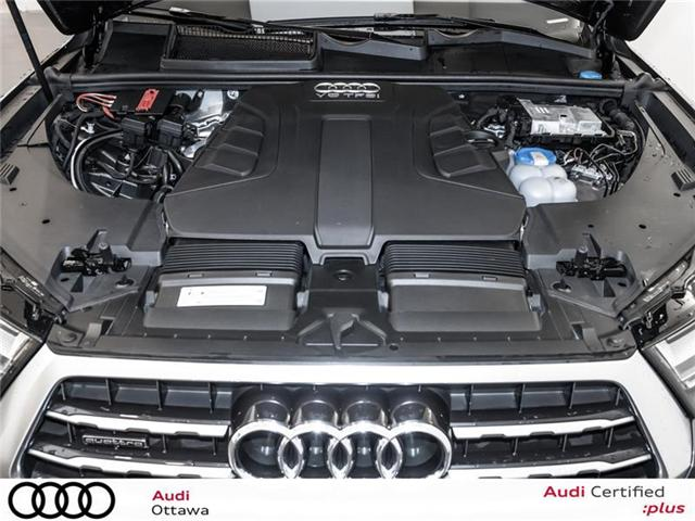 2017 Audi Q7 3.0T Technik (Stk: 52133A) in Ottawa - Image 5 of 22